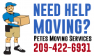 Petes Moving Services