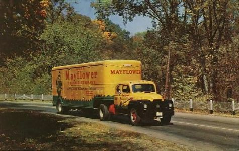 Truck And Moving Vintage Postcards Collection