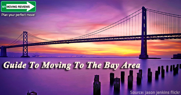 Guide To Moving To The Bay Area