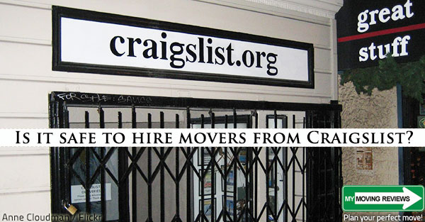 Is It Safe To Hire Movers From Craigslist?