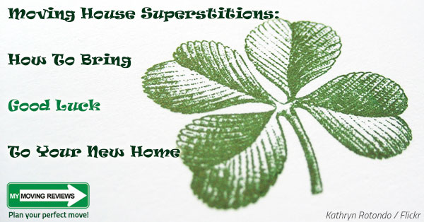 How To Bring Good Luck To Your New Home