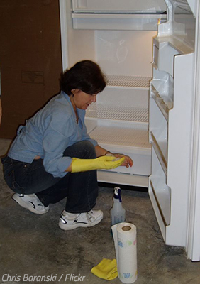 How To Move A Refrigerator By Yourself