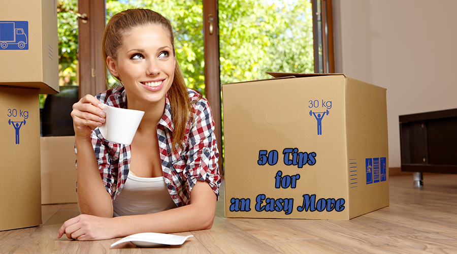 50 Tips to Make Moving Easier Than Ever: Easy Moving Checklist -  MyMovingReviews